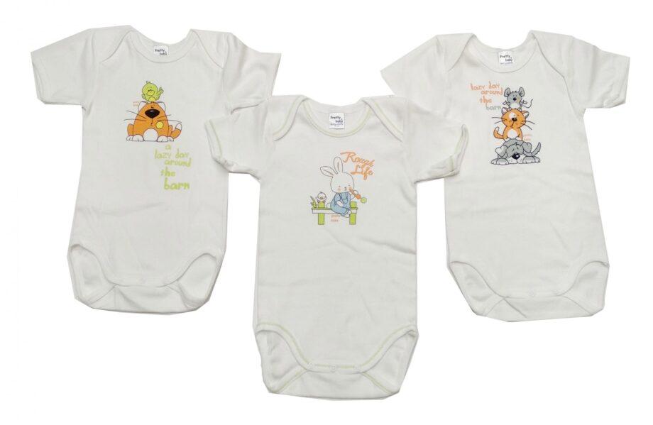 Βρεφικά-κορμάκια-Pretty-Baby-unisex-κοντομάνικα-Σχεδια-12-18-scaled-1.jpg