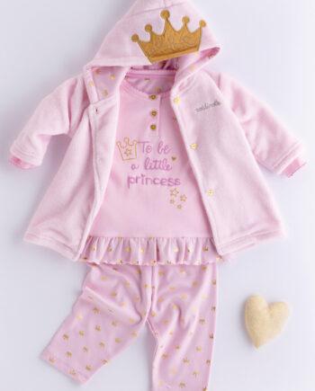 Βρεφικό-Σετ-Princess-Noidinotte-Pink-Κορίτσι-FT473.jpg