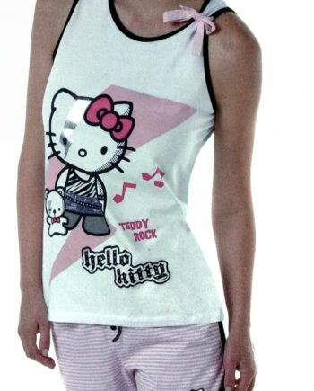 Γυναικεία-Πιτζάμα-TRES-CHIC-Hello-Kitty-Μωβ.jpeg