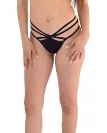Γυναικείο-Μαγιό-Bikini-Bottom-BLU4U-Μαύρο.jpg