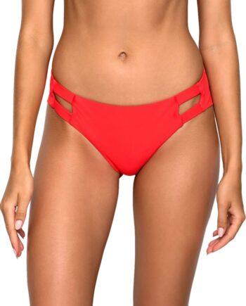 Γυναικείο-Μαγιό-Bikini-Bottom-BLU4U-Brazilian-Solids-Κόκκινο.jpg