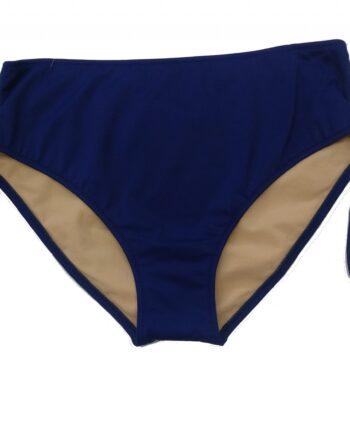Γυναικείο-Μαγιό-Bikini-Bottom-LUCERO-Μεγάλα-μεγέθη-με-σούρες-Μπλε-scaled-1.jpg