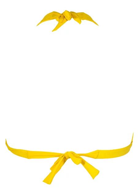 Γυναικείο-Μαγιό-Bikini-Top-BLU4U-solids-basic-Κίτρινο-CupD-back.png