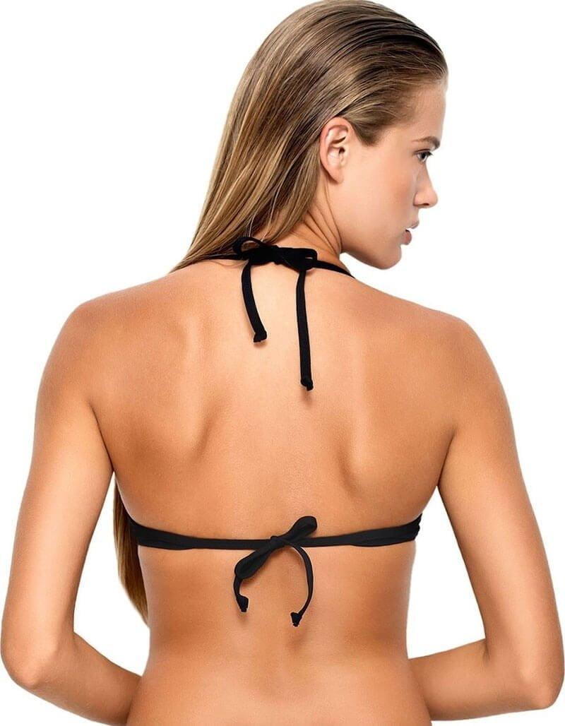 Γυναικείο-Μαγιό-Bikini-Top-BLU4U-solids-basic-Μαύρο-Δετό-στο-λαιμό-back-.jpg