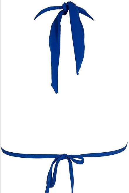 Γυναικείο-Μαγιό-Bikini-Top-BLU4U-solids-basic-Μπλε-Ρουα-Δετό-στο-λαιμό-back-.png