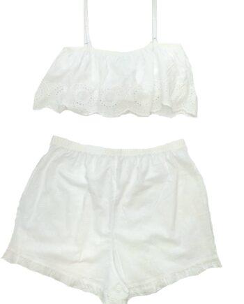 Γυναικείο-Top-παντελόνι-NOIDINOTTE-Beachwear-Λευκό-scaled-1.jpeg