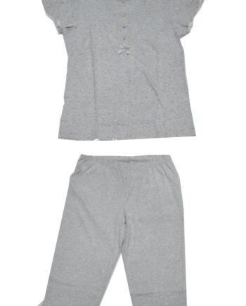 Γυναικεια-πιτζάμα-Noidinotte-Γκρι-Κάπρι-παντελόνι.jpg