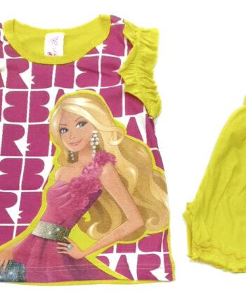 Παιδική-πιτζάμα-MINERVA-Κορίτσι-Barbie-Φούξια.jpeg