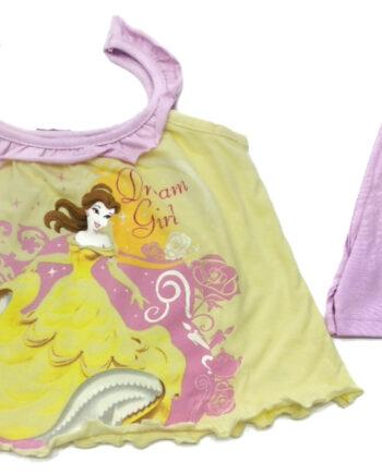 Παιδική-πιτζάμα-MINERVA-Disney-Κορίτσι-Belle-Κίτρινο.jpeg