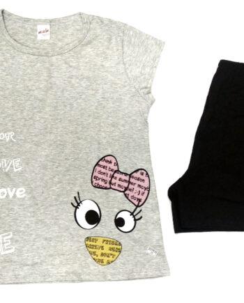 Παιδική-πιτζάμα-MINERVAKIA-Κορίτσι-ΓκριΜαύρο.jpeg