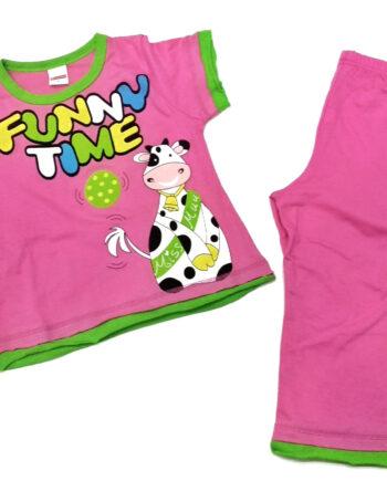 Παιδική-πιτζάμα-MINERVAKIA-Κορίτσι-Cow-Φούξια.jpeg