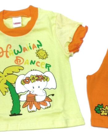 Παιδική-πιτζάμα-MINERVAKIA-Κορίτσι-Hawaiin-Dancer-Πορτοκαλί.jpeg