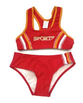 Σετ-Μαγιό-Παιδικό-Κορίτσι-BLUEPOINT-Sports-Κόκκινο-scaled-1.jpeg