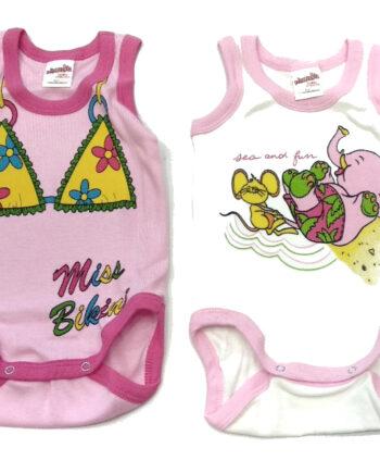 Φορμάκια-Φανελάκια-MINERVA-Κορίτσι-Miss-Bikini-Λευκό-Ροζ-1.jpeg