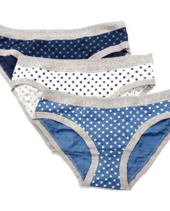 γυναικεια-σλιπ-Cotonella-mini-stars-γαλάζιο-μπλε-λευκό-scaled-1.jpeg