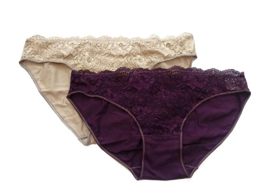 Cotonella-woman-mini-slip-lace-cream-purple-scaled-1.jpg