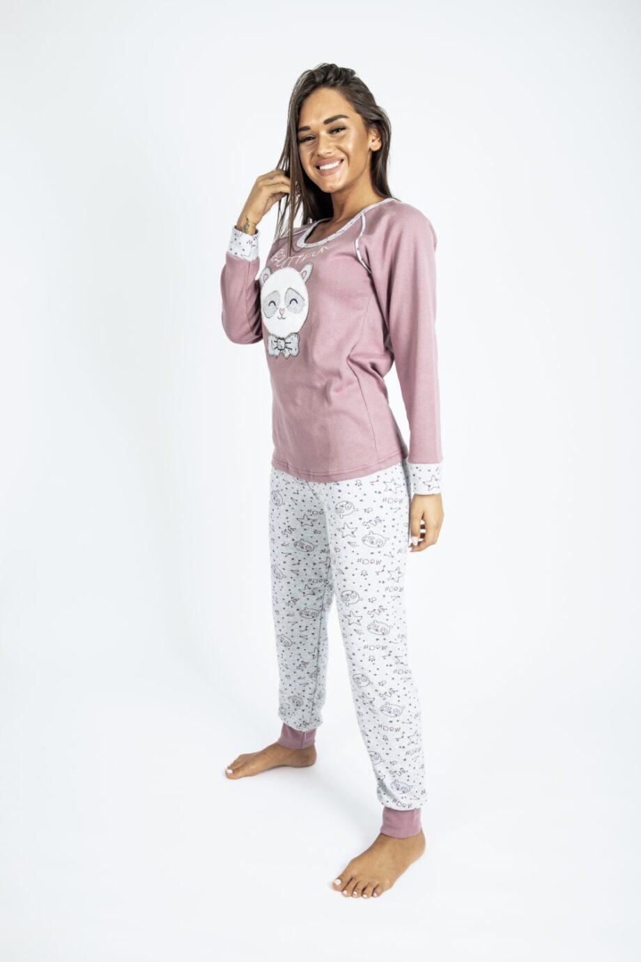 pijama woman gatoula