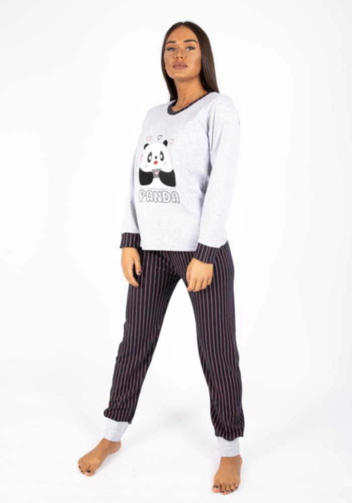 panda pijama gkri side