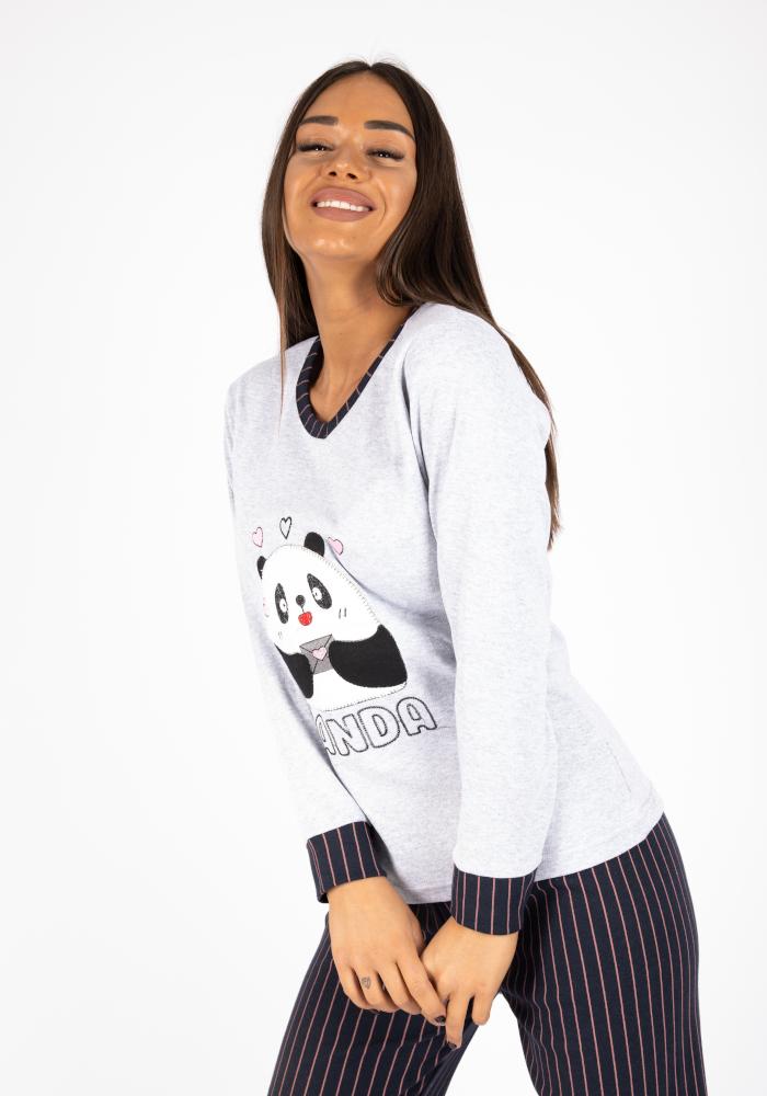 panda pijama gkri zoom