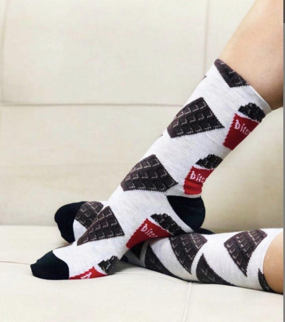 choco bites socks