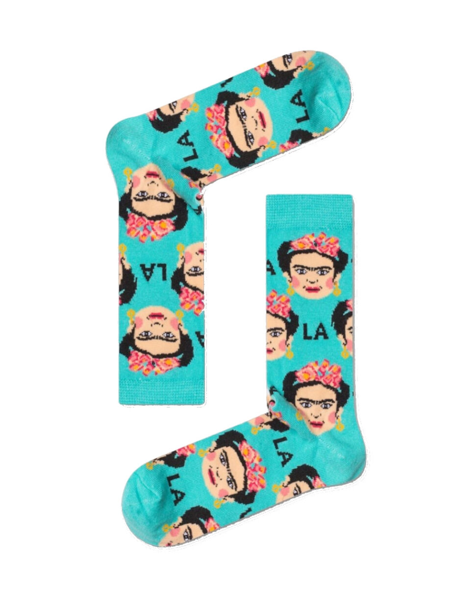 frida kalo galazio socks