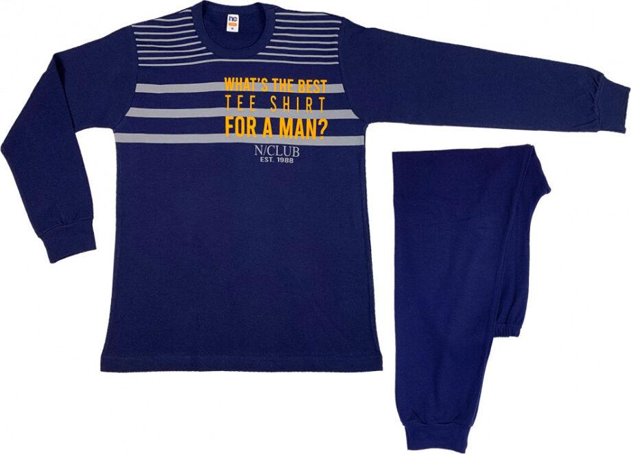 nina club 750-20 blue pijama