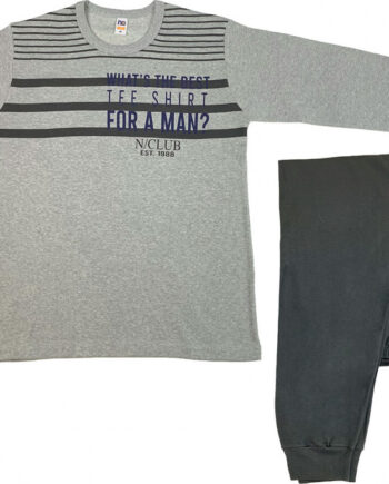 nina club 750-20 grey pijama