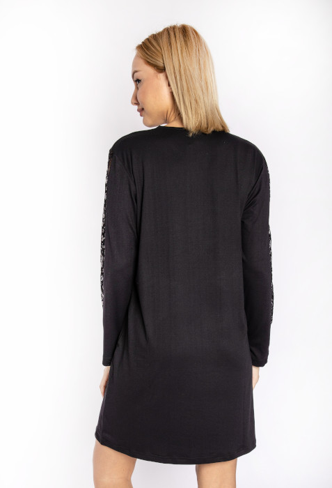 nouvelle vogue 1674 black back