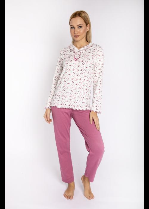pijama_louloudakia_white_front