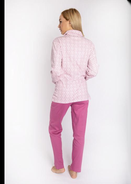 pijama_poukamiso_louloudakia_pink_back