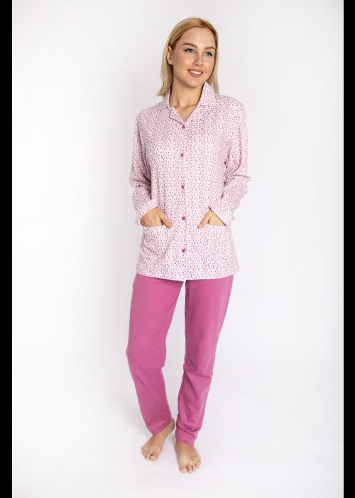pijama_poukamiso_louloudakia_pink_front2