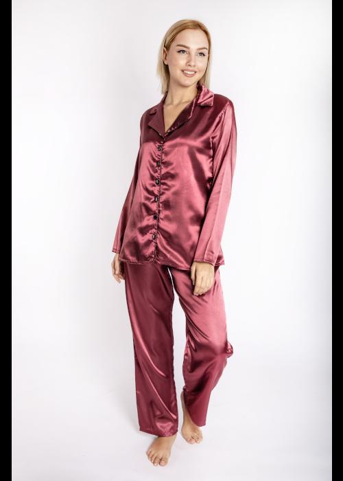 pijama_satin_bordeaux_front2