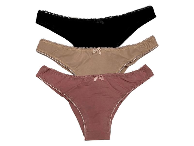tres chic 3pack underwear
