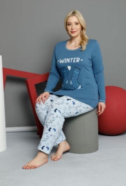 Winter pijama socks 60192