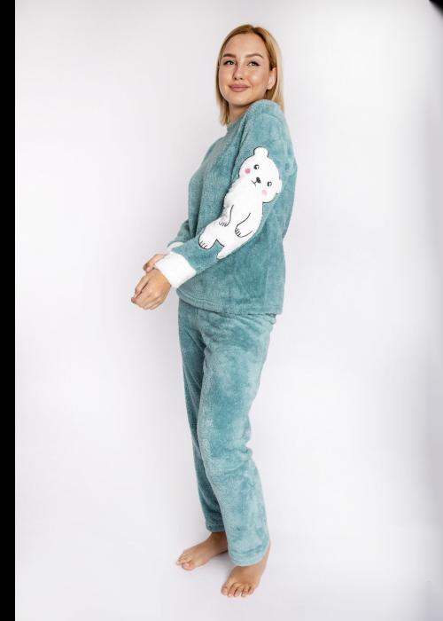 pijama_fleece_polarbear_beraman_front2