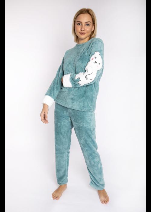 pijama_fleece_polarbear_beraman_front3