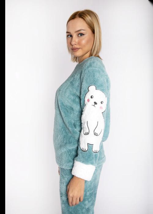 pijama_fleece_polarbear_beraman_side