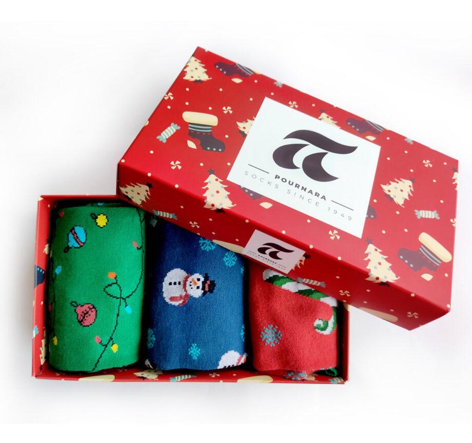 pournara christmas 3 pack