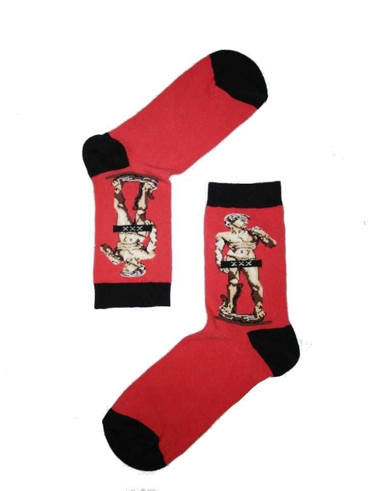 Socks statue xxx