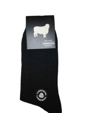 socks cotton black