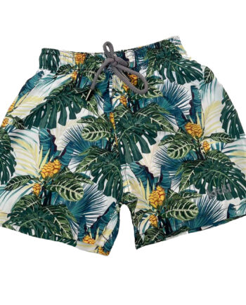 Παιδικό Swimwear Palm Trees