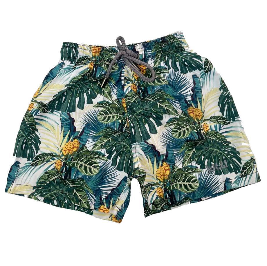 Παιδικό Swimwear Palm Trees