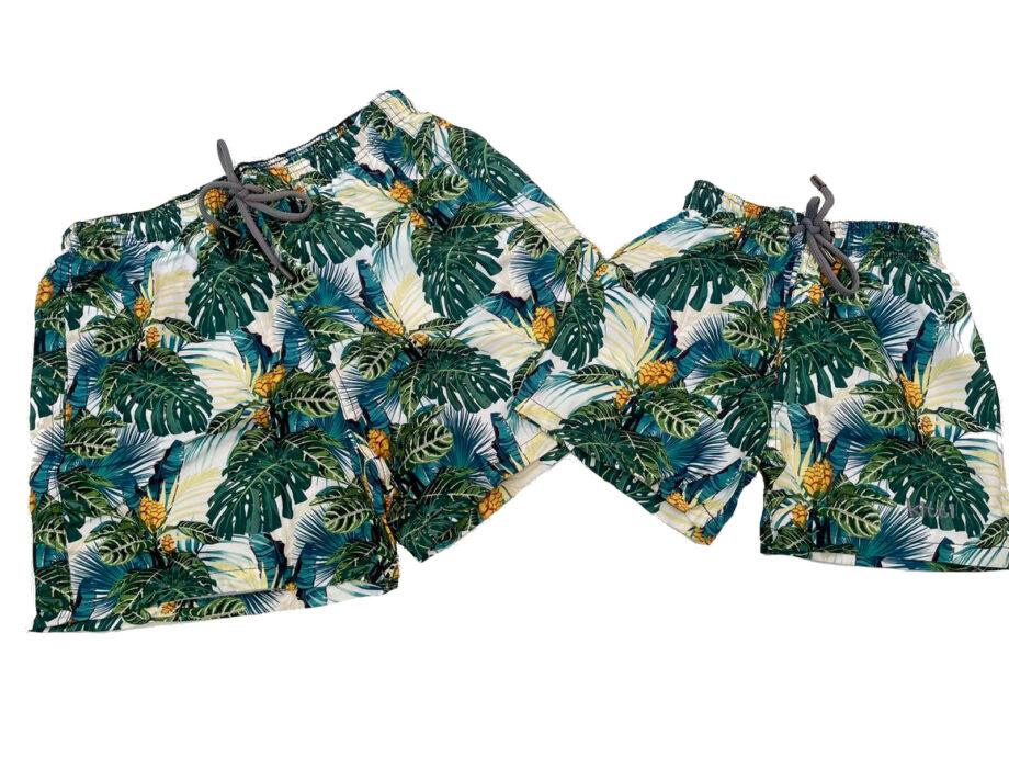 match Swimwear Palm trees 2