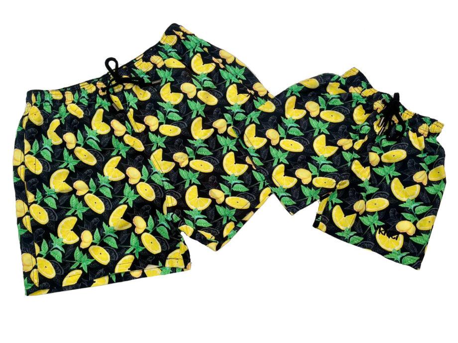 match Swimwear lemons