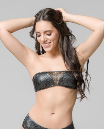 Glamour 93581 wireless strapless & 93584 hipster front