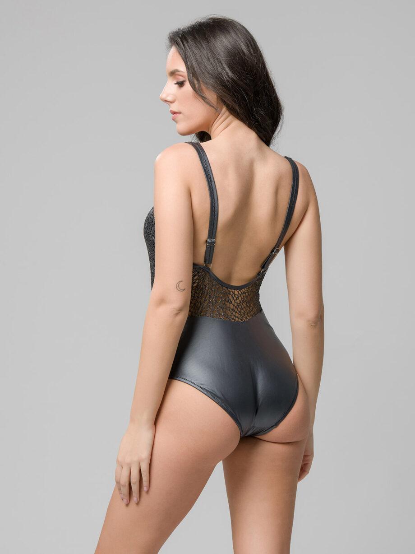 Glamour 93586 swimsuit back