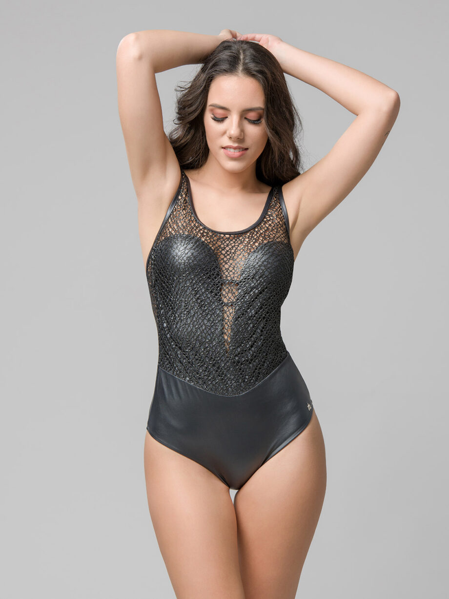 Glamour 93586 swimsuit front