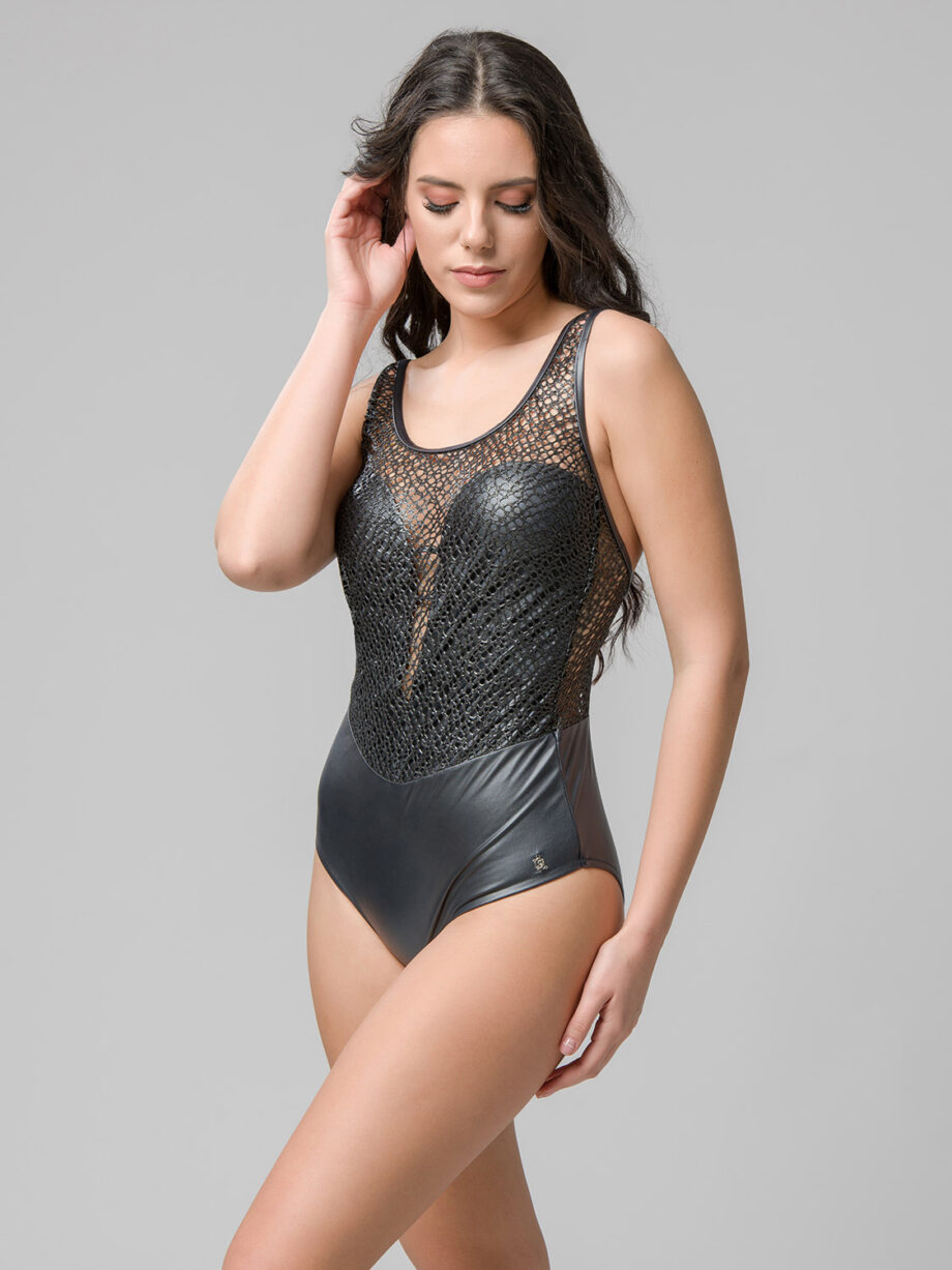 Glamour 93586 swimsuit side