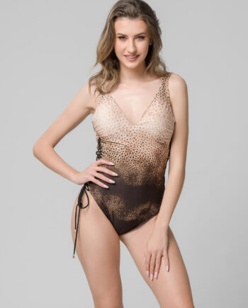 Savannah 93523 swimsuit with cups front